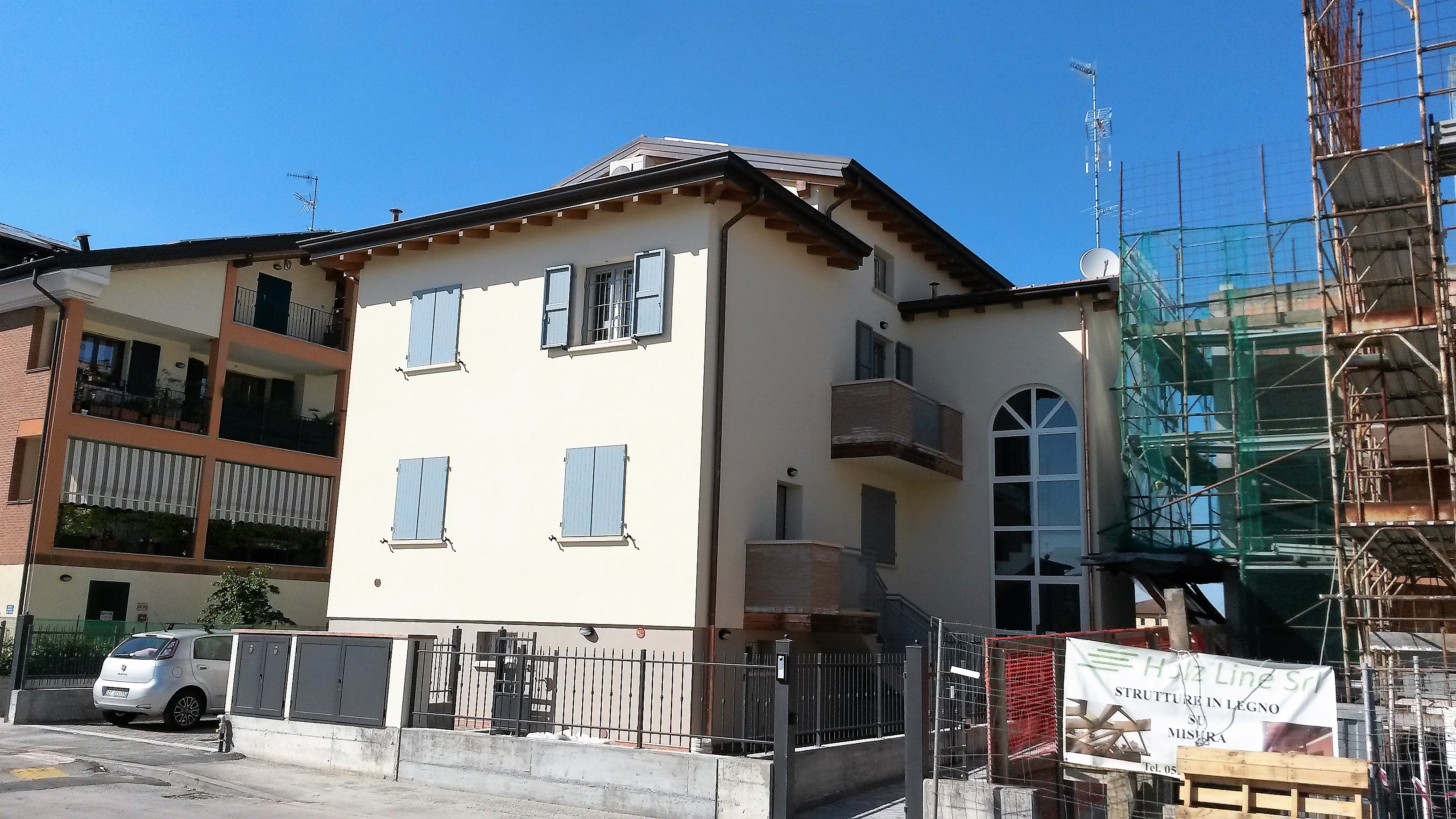 Maisonette tipo 3 – Lotto 13 – San Martino in Rio (RE)