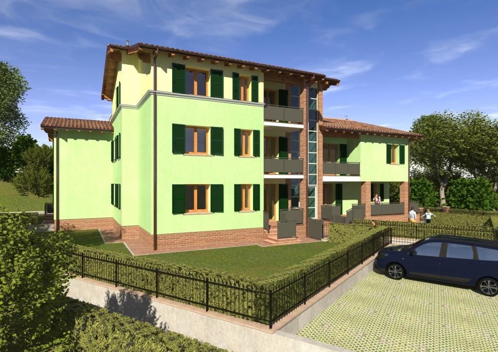 Cavriago – lotto 3 – appartamento n°7