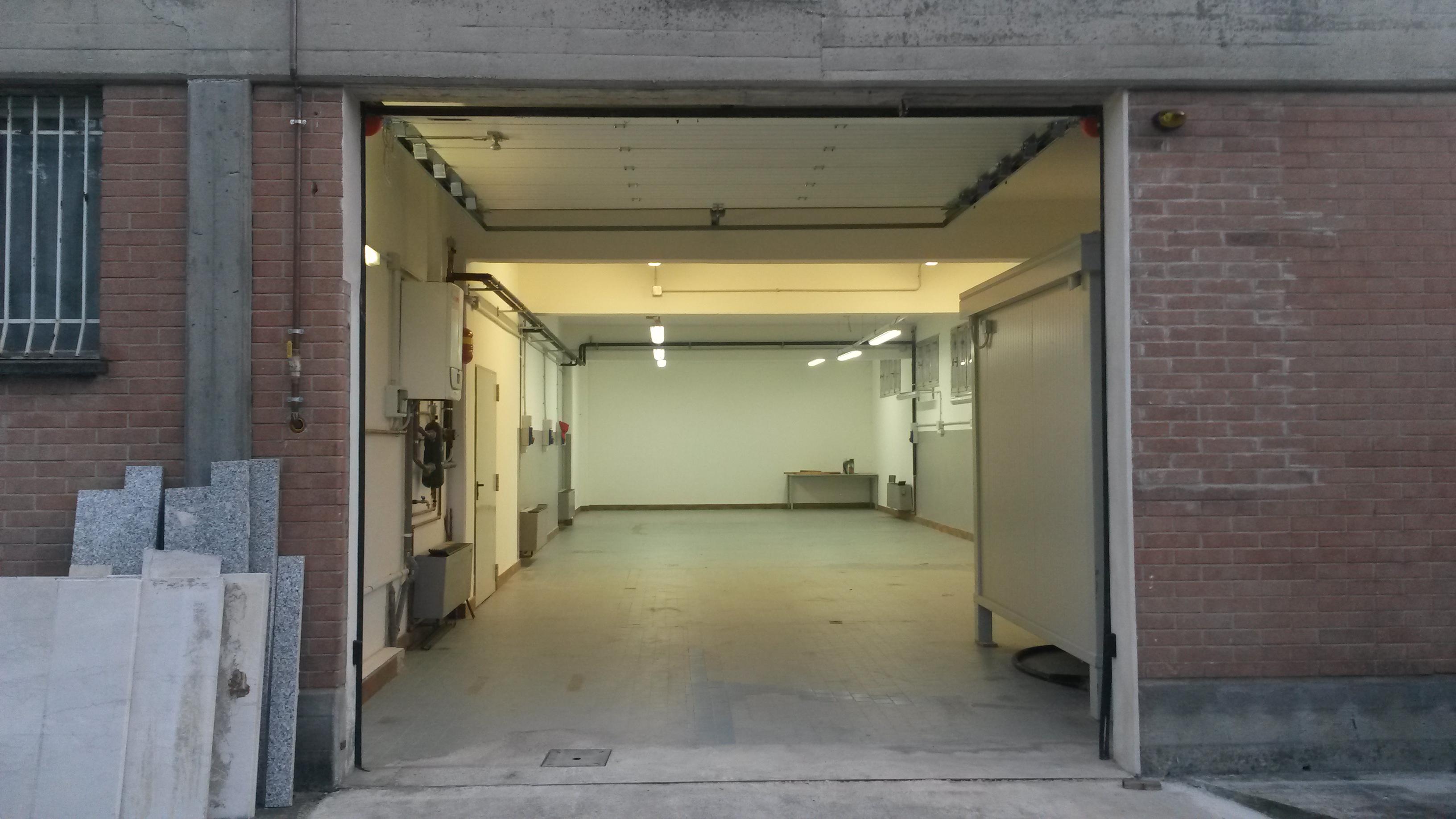 San Martino in Rio – Laboratorio/Magazzino in affitto