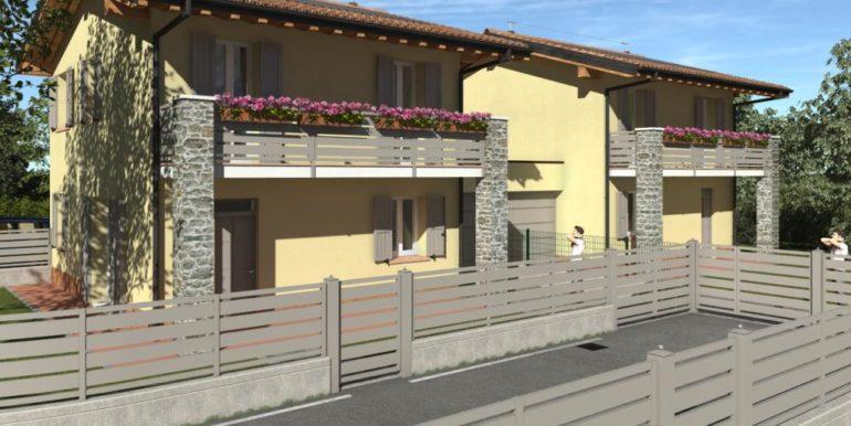 Ville trifoglio - Montecchio Bassina