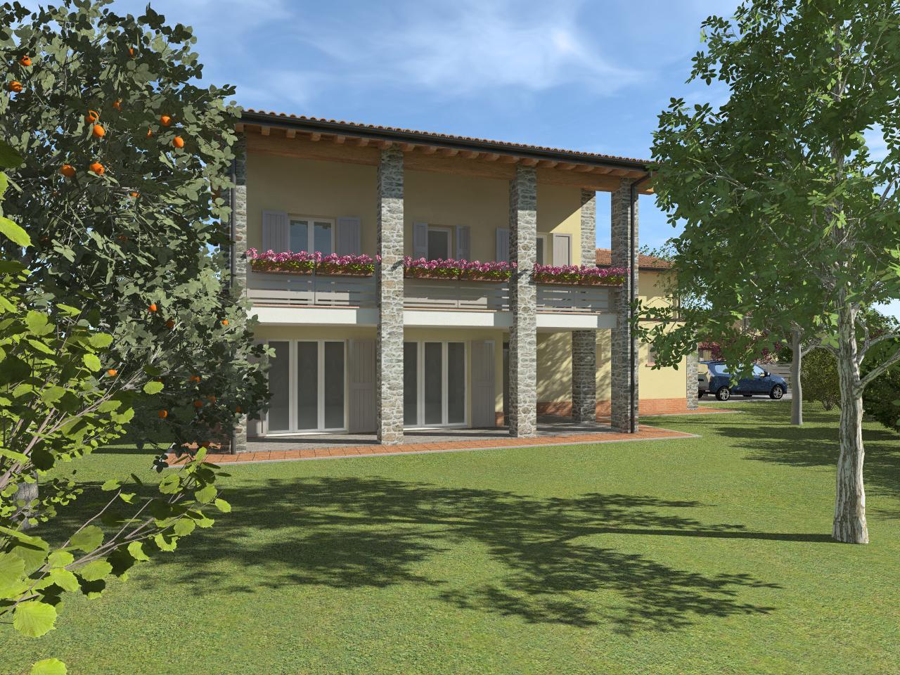Ville di strada Bassina – Montecchio Emilia (RE)