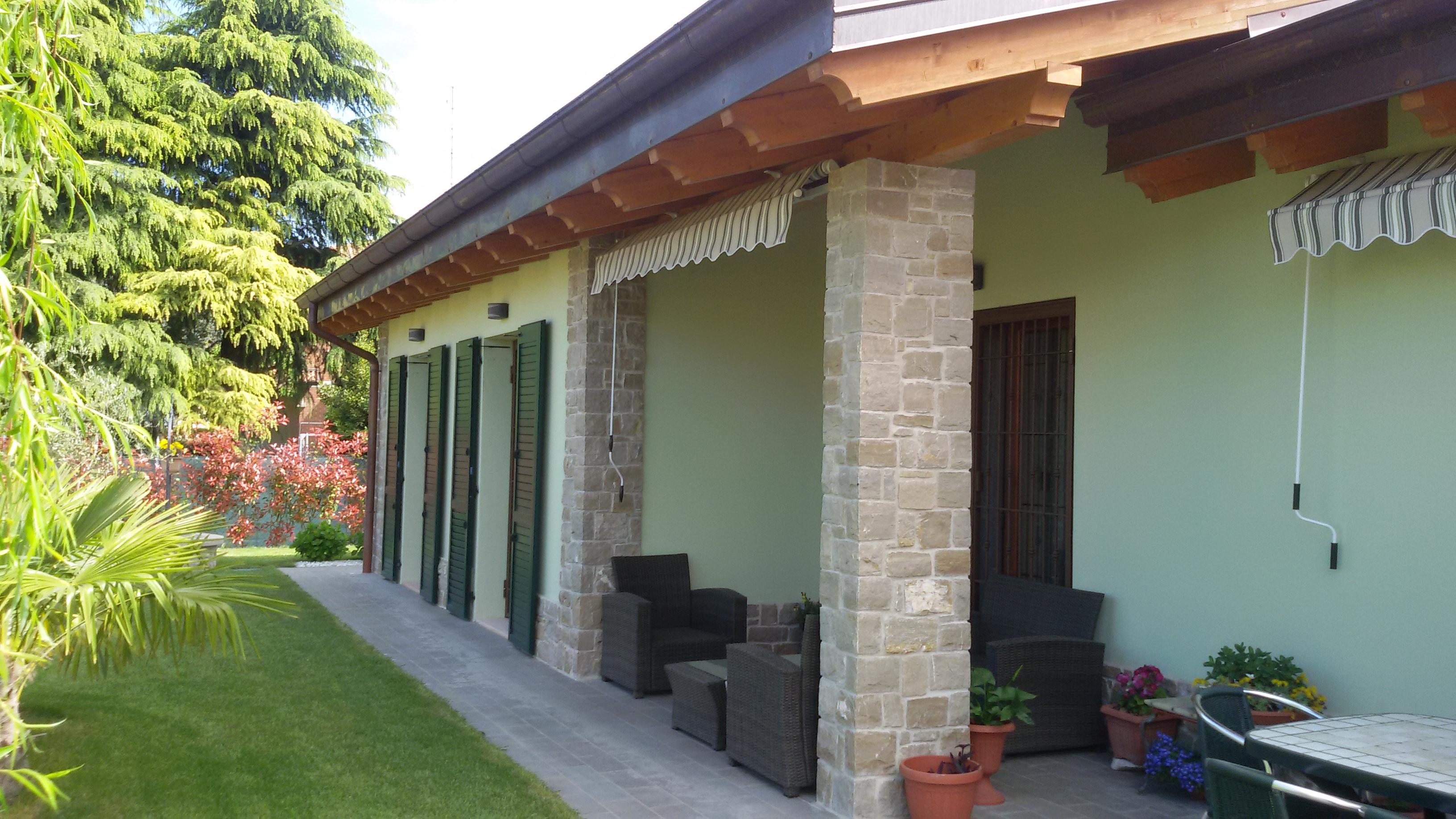 San Polo d'Enza – Villa singola a piano unico