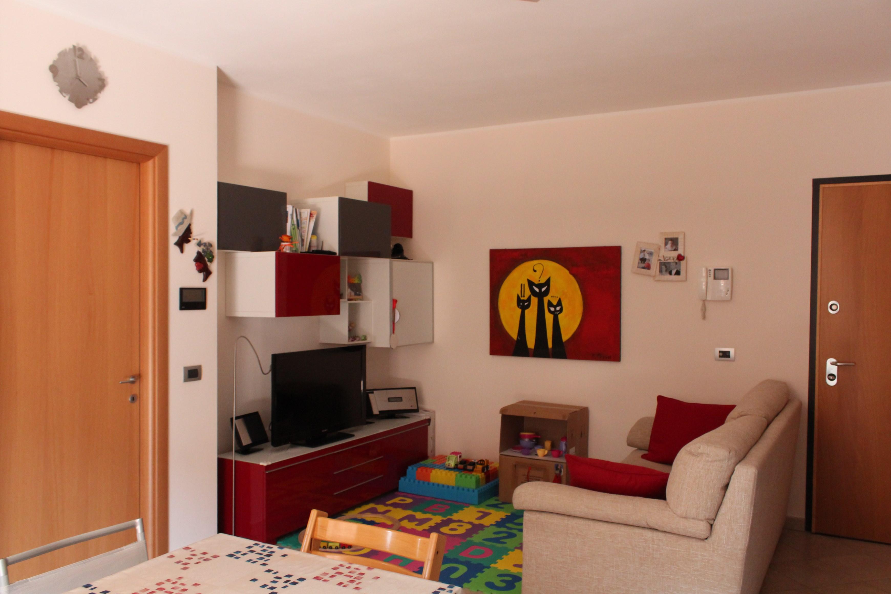 San Martino in Rio – Splendido appartamento semi nuovo