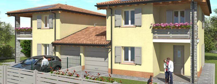 Ville Abbinate Montecchio