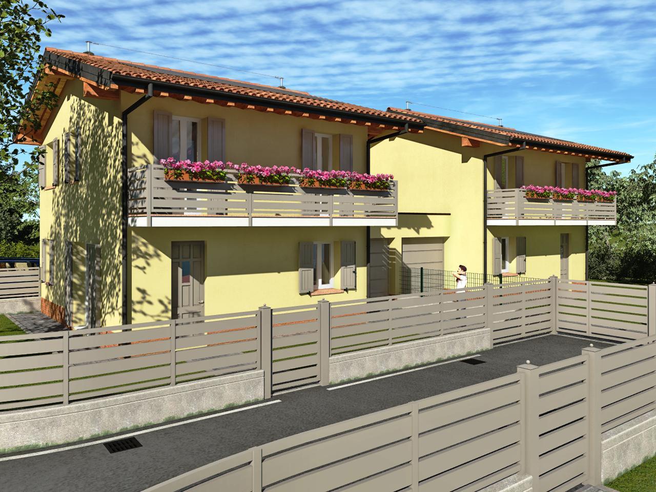 Montecchio E. – villette trifoglio