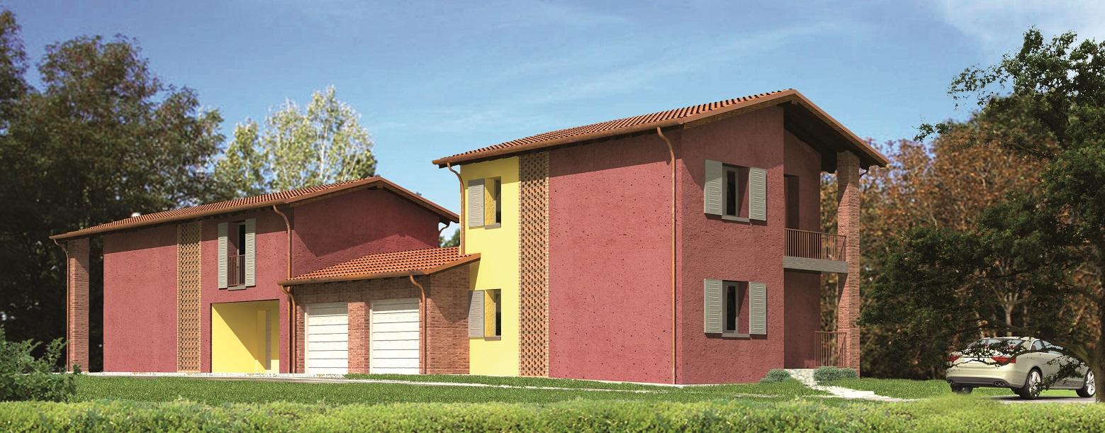 Quaresimo Reggio E. – Villa singola in collina