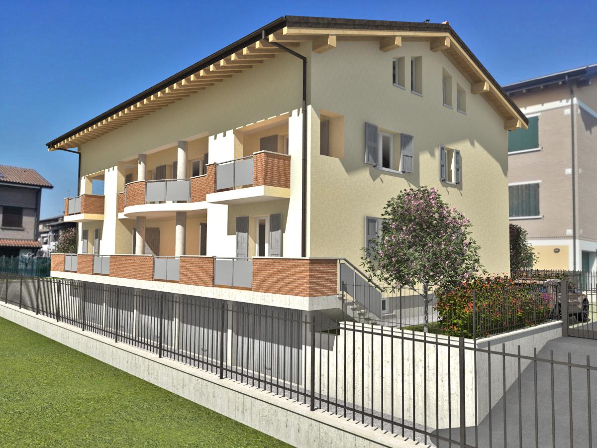 San Martino in Rio: nuovo cantiere con appartamenti e maisonette