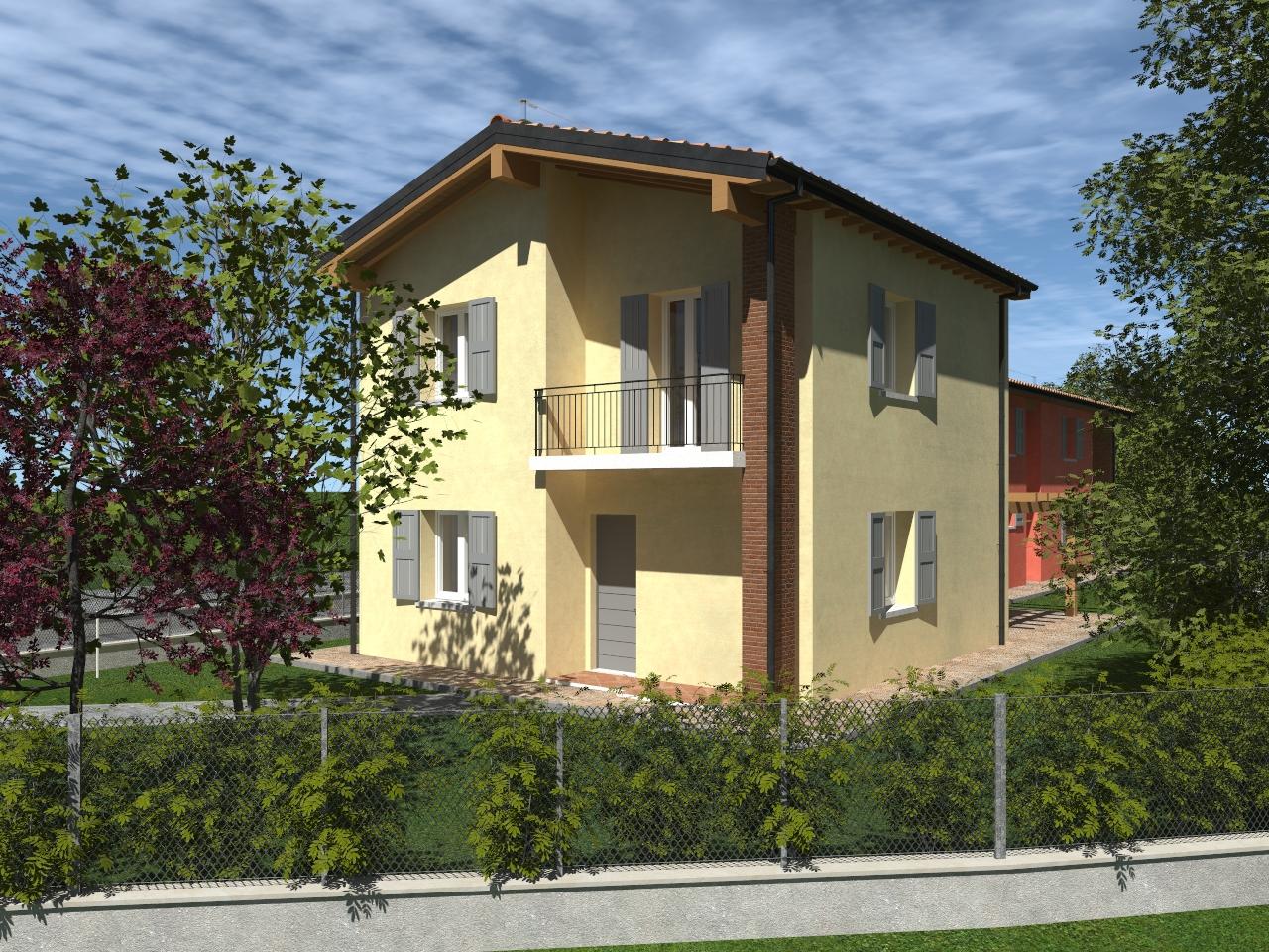 Quaresimo Reggio E. – Villa abbinata